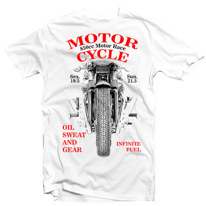 MOTOR CYCLE 850 CC