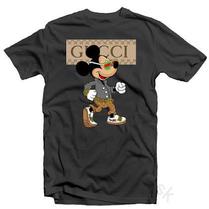 MICKEY GUCCI