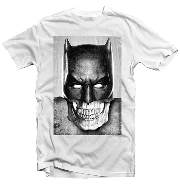 BATMAN SKULL FACE