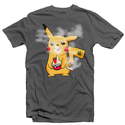 SMOKEMON PIKACHU