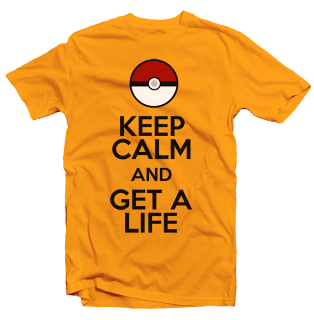 Pokemon Keep Calm