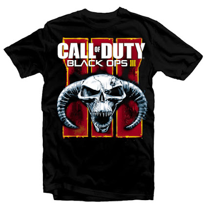 CALL OF DUTY SKULL