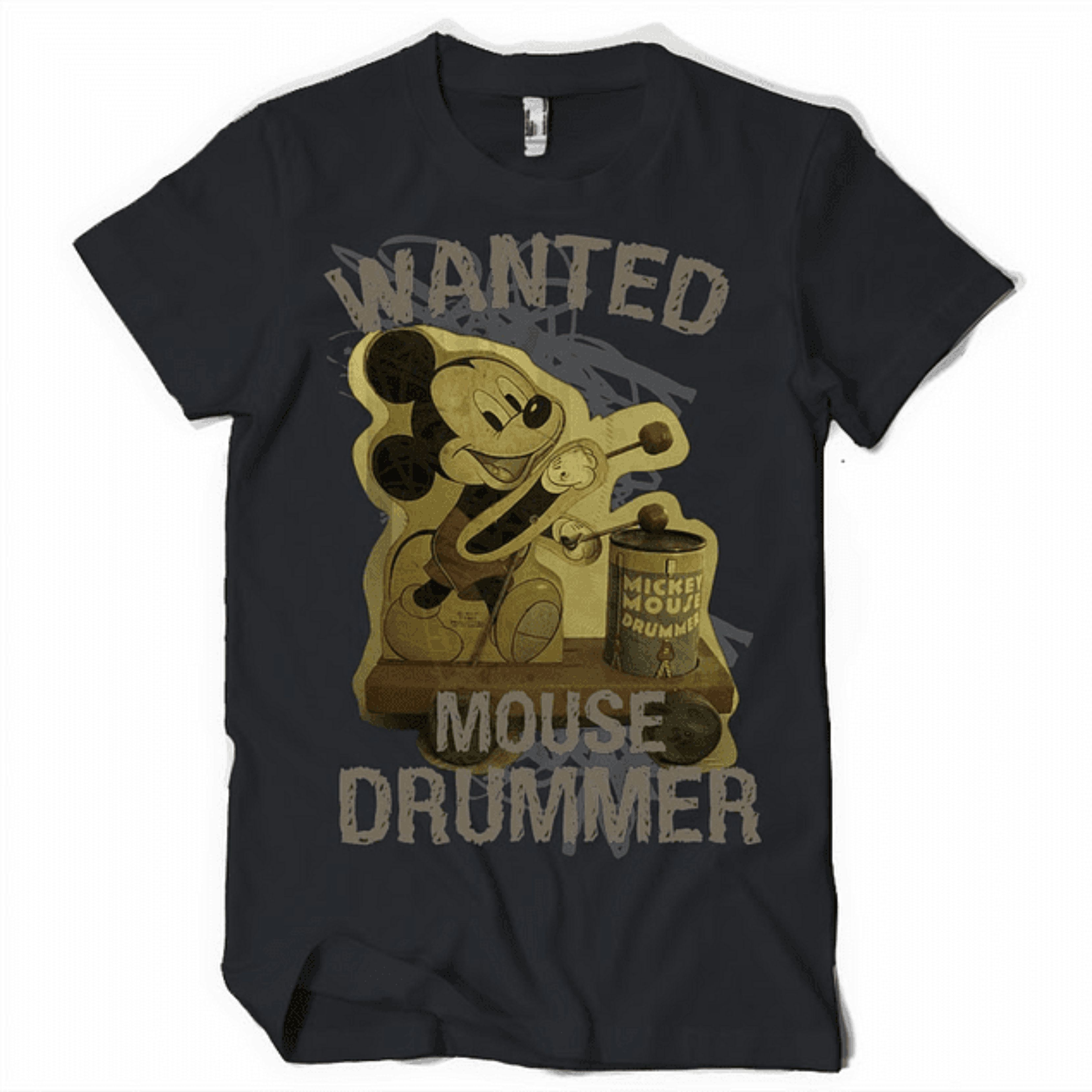 Mouse Drummer