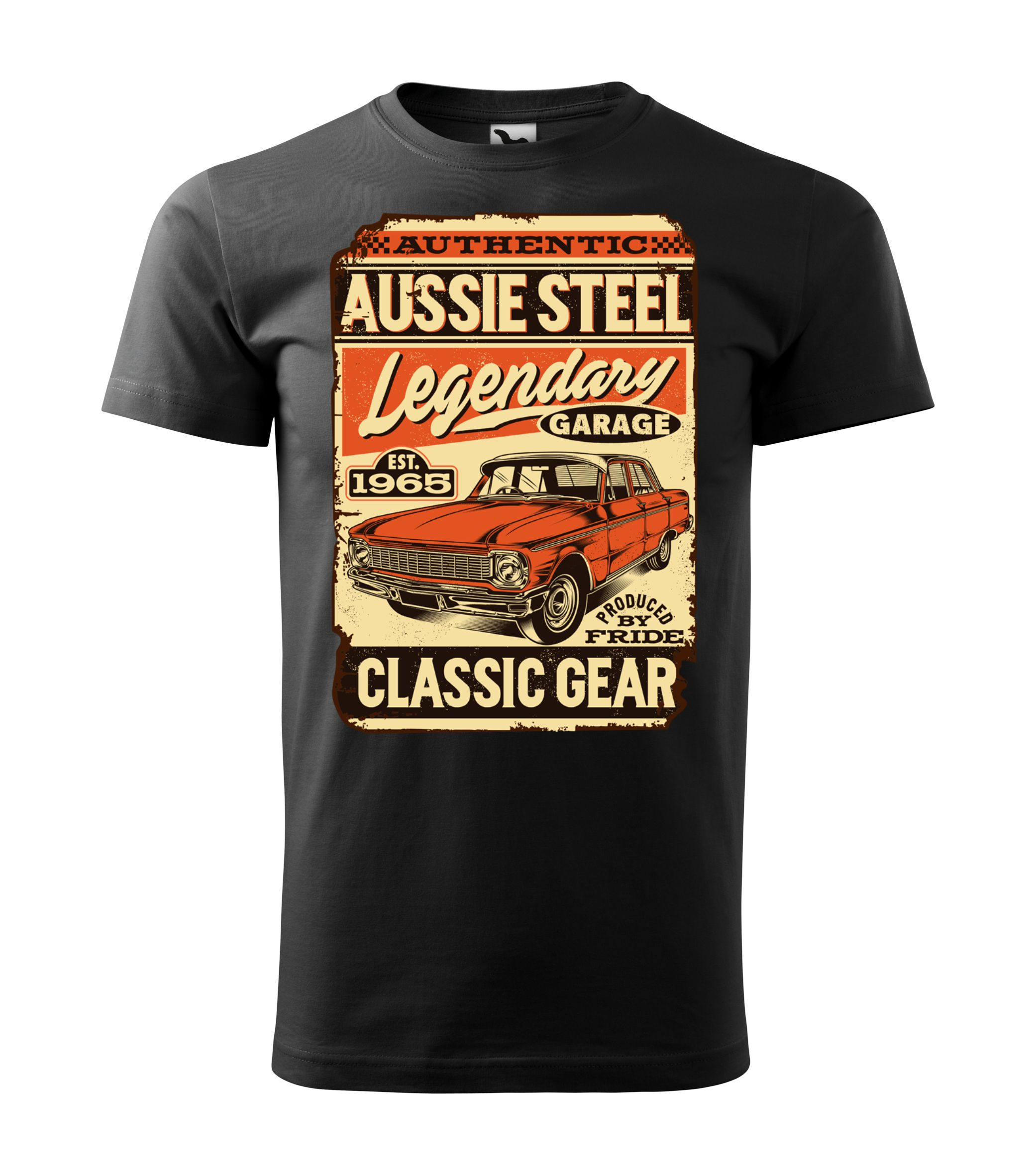 AUSSIE STEEL Legendary Garage